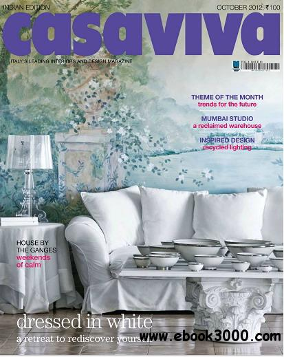 Casaviva India Edition Magazine October 2012 free download