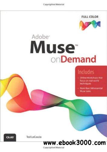 Adobe Muse on Demand free download
