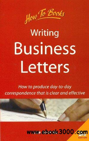 Business letter writing service book