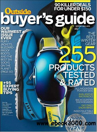 Outside Buyer's Guide Magazine Fall/Winter 2012 free download