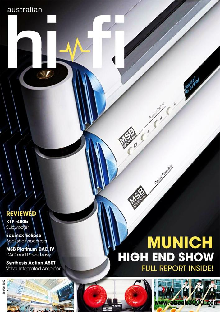 Australian HiFi September-October 2012 (Australia) free download