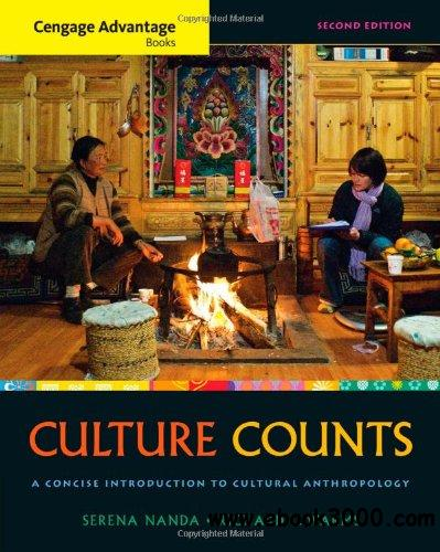 Culture Counts: A Concise Introduction to Cultural Anthropology, 2nd edition free download