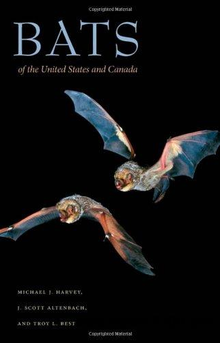 Bats of the United States and Canada free download