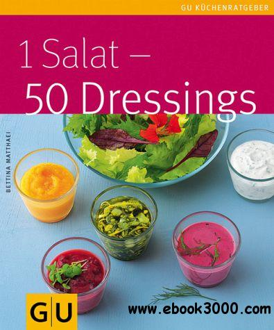 1 Salat - 50 Dressings free download