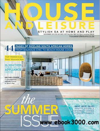 House and Leisure Magazine November 2012 free download