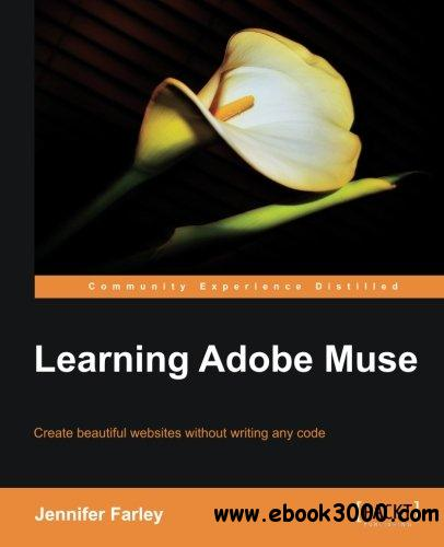 Learning Adobe Muse free download
