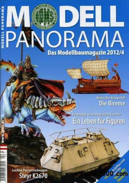 Modell Panorama 2012-04 free download