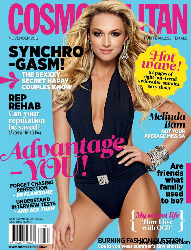 Cosmopolitan November 2012 (South Africa) free download