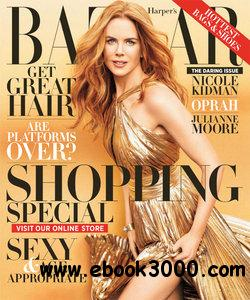 Harper's Bazaar - November 2012 (USA) free download
