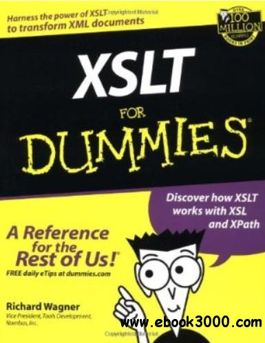 XSLT for Dummies free download
