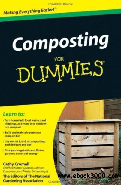 Composting for dummies free ebooks download for Indoor gardening for dummies