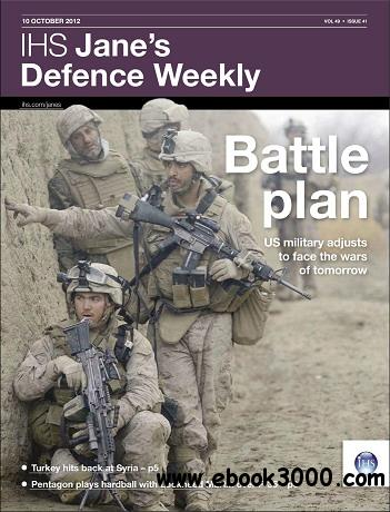 Jane's Defence Weekly Magazine October 10, 2012 free download