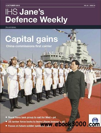Jane's Defence Weekly Magazine October 03, 2012 free download