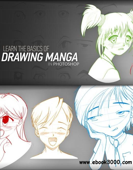 DigitalTutors: Drawing Manga Faces and Heads in Photoshop free download