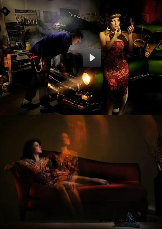 Kelby Training - Dave Black - Lightpainting: Illuminating Models (2012) free download