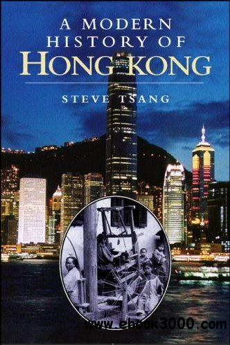 A Modern History of Hong Kong free download