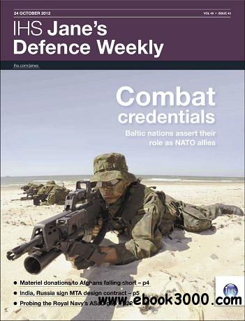 Jane's Defence Weekly Magazine October 24, 2012 free download