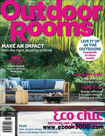 Outdoor Rooms Magazien Edition 15 free download