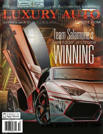 Luxury Auto Direct Vol.6 Issue 37 2012 free download