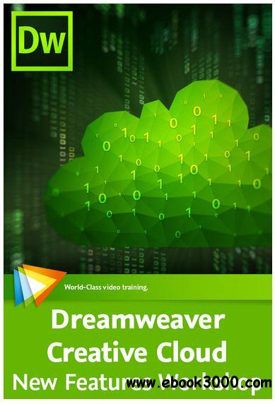 Dreamweaver Creative Cloud New Features Workshop Get Your Head in the Cloud free download