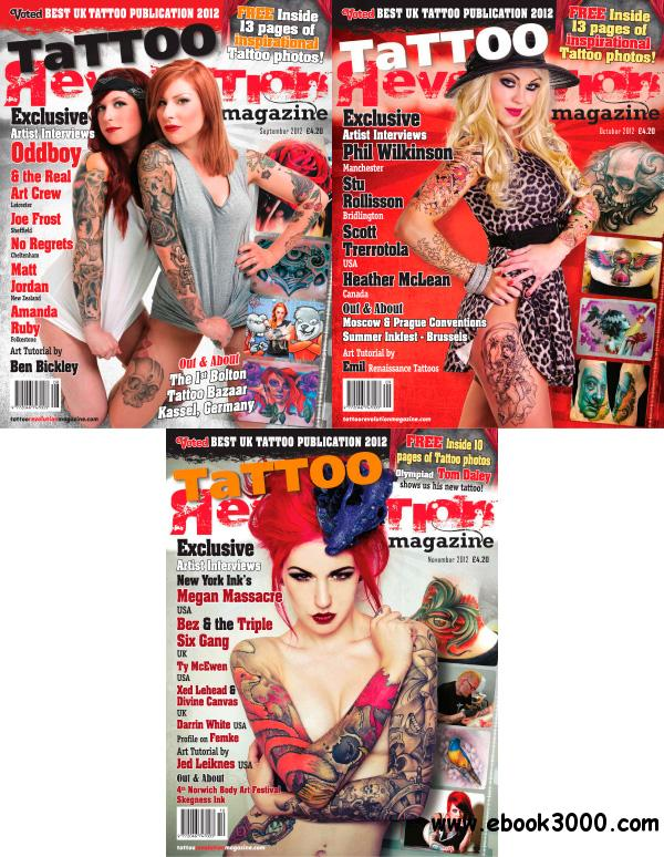 Tattoo Revolution - September/October/November 2012 free download