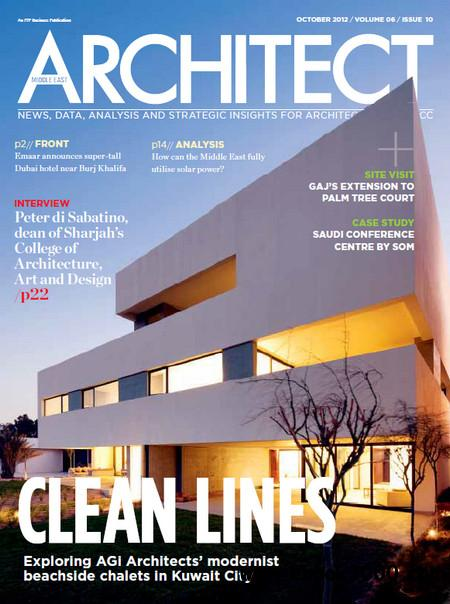 Middle East Architect - October 2012 free download