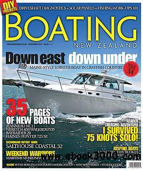 Boating NZ - November 2012 free download