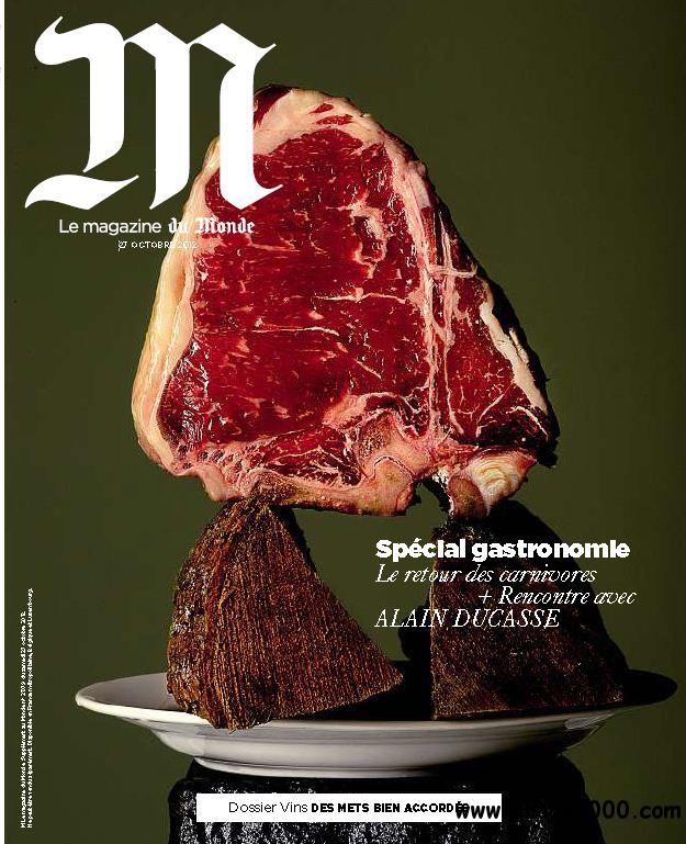 Le Monde Magazine du Samedi 27 Octobre 2012 free download