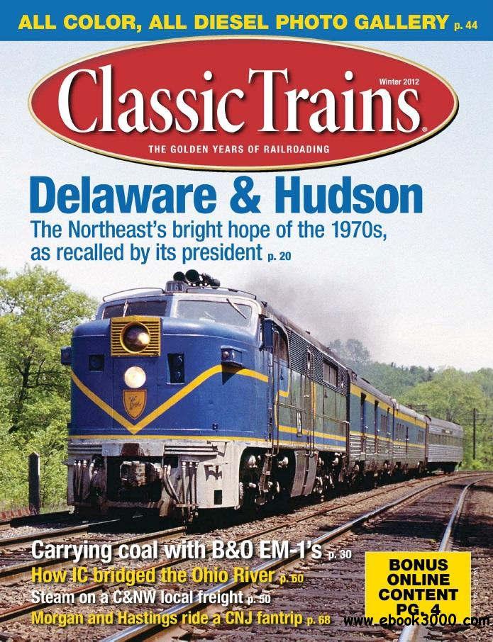 Classic Trains - Winter 2012 free download