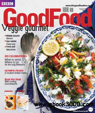 BBC GoodFood N.8 - August 2012 free download
