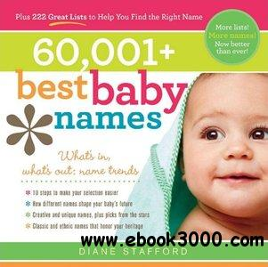 60,001+ Best Baby Names free download