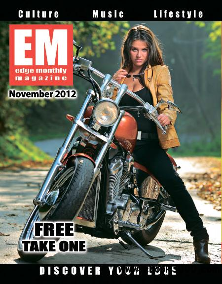 Edge Monthly - November 2012 free download