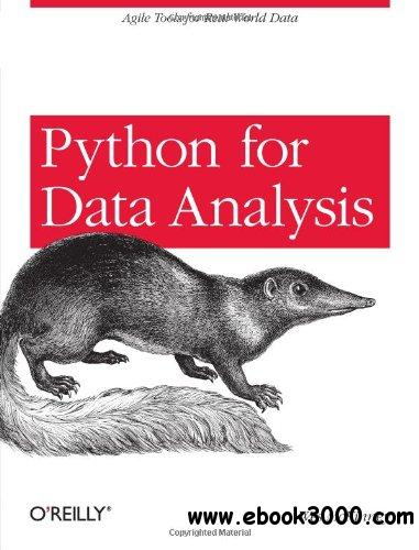 Python for Data Analysis free download