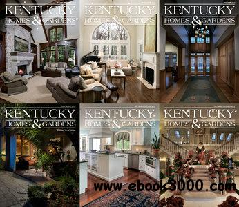 Kentucky Homes and Gardens 2012 Full Year Collection free download
