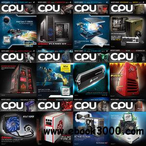 Computer Power User (CPU) 2012 Full Year Collection free download