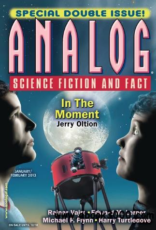 Analog Science Fiction and Fact - January/February 2013 free download