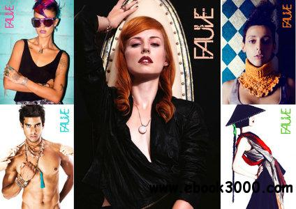FAUVE Magazine issues #02-06 2012 free download