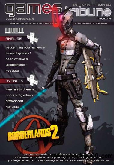 Games Tribune Magazine N.44 free download
