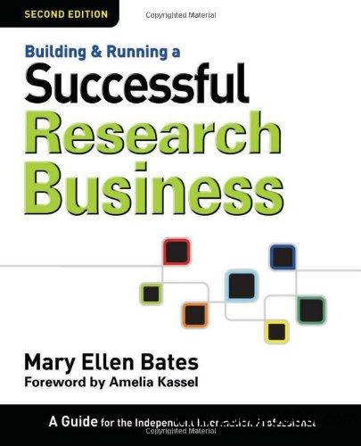 running a successful business essay Is there any way to decide between these two views of good business we think there is, but we want to make a different point: if we accept the ruthless maximization of profits view, then we should not think that running a successful business is a good model for how to proceed in areas like education or.