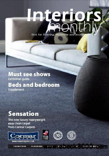 Interiors Monthly - November 2012 free download