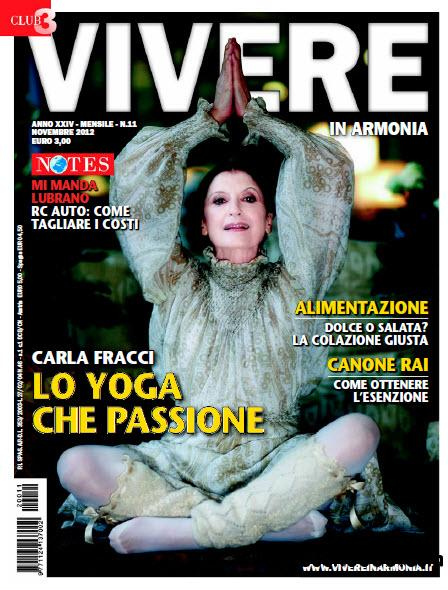 Vivere N.11 - Novembre 2012 free download