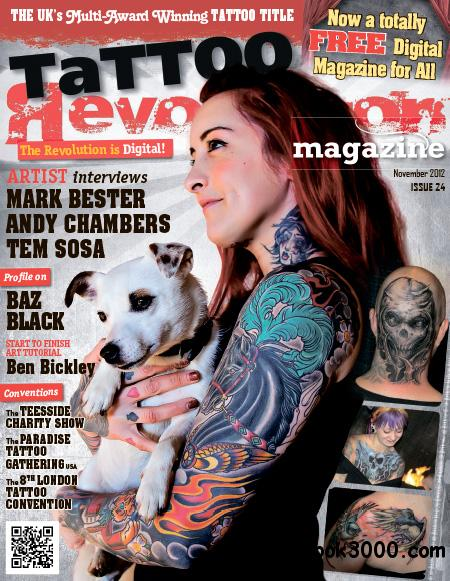 Tattoo Revolution - December 2012 free download