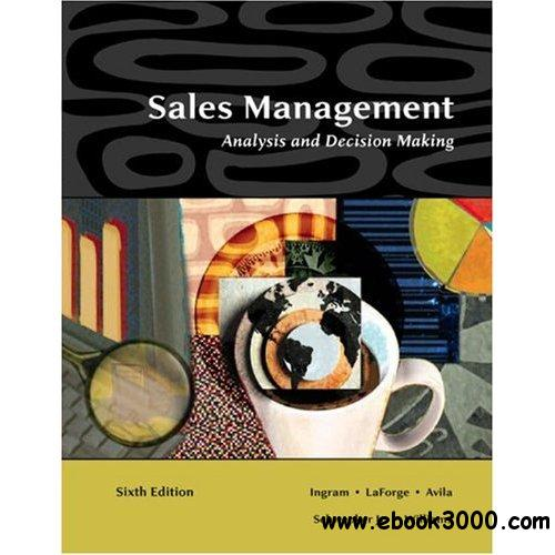 sales management analysis and decision making pdf download