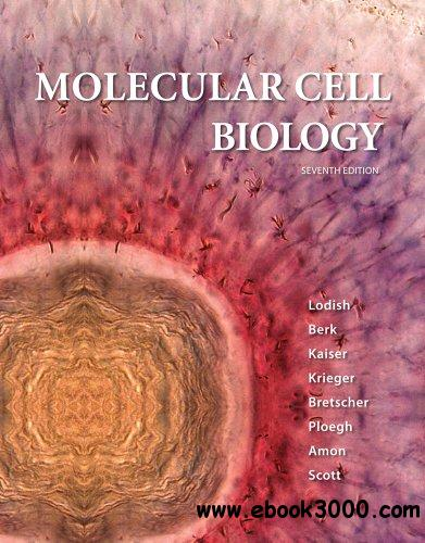 Molecular Cell Biology, Seventh edition free download