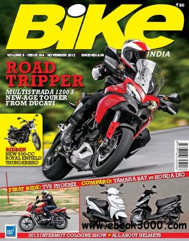 Bike India - November 2012 free download