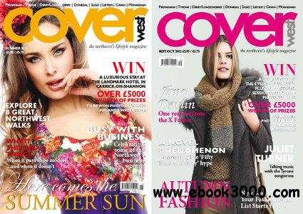 COVERwest - Summer/September/October 2012 free download