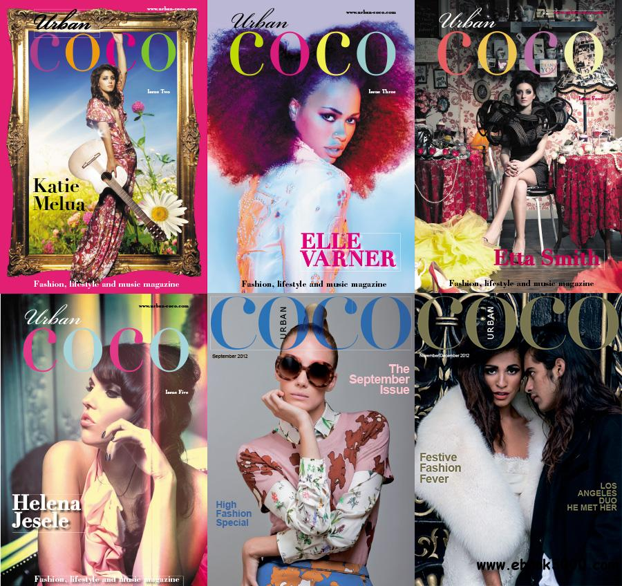 Urban Coco 2012 Full Year Collection free download