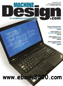 Machine Design - 8 November 2012 free download
