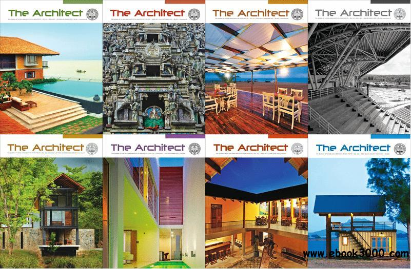 The Architect Magazine 2011-2012 Full Collection free download