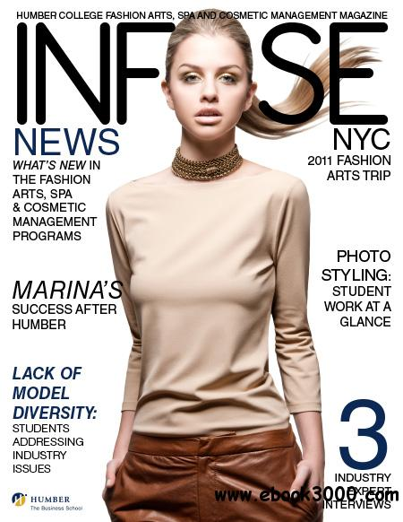 INFUSE Magazine - Spring 2012 free download